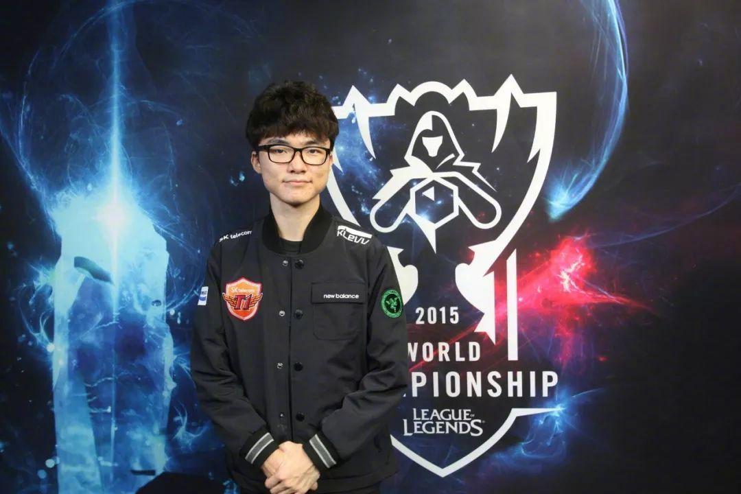 韩国电竞选手Faker