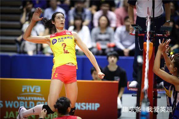 女排世锦赛各项技术最新排名:朱婷总得分第5!一传无人进前30