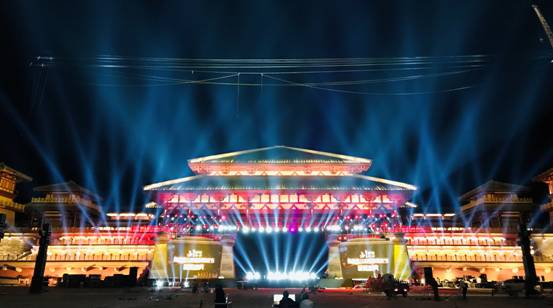 中国(都匀)青少年儿童电影节颁奖盛典圆满落幕图片