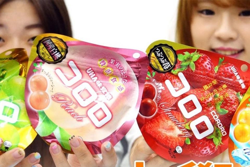 品尝各地人气美食:日本超人气味觉糖