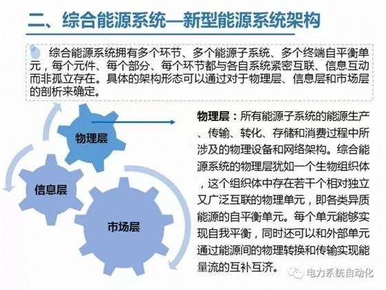 ppt综合能源系统政策机制的顶层设计图片