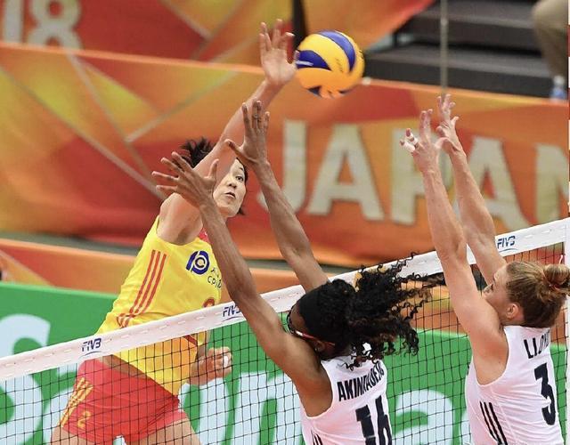 女排世锦赛出线形势:巴西恐出局 极端情况日本获第1