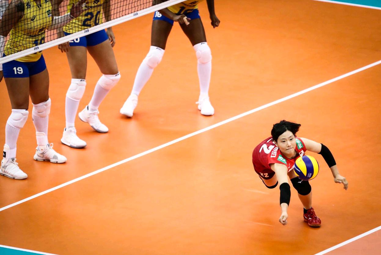 女排世锦赛6强出炉!中国队拒放水送美国晋级,日本搭上末班车