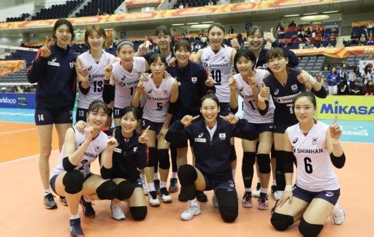 女排世锦赛大丑闻!韩国队内发生助教性侵事件,球队小组便遭淘汰