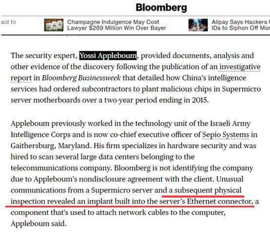 被打脸的美媒继续黑中国 国外黑客们看不下去了