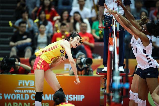 女排世锦赛积分榜:中国女排提前出线 两强队陷绝境