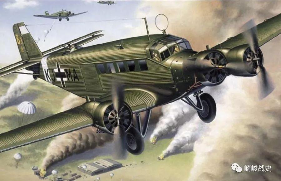 飞翼步兵:二战德国陆军第22机降师简史