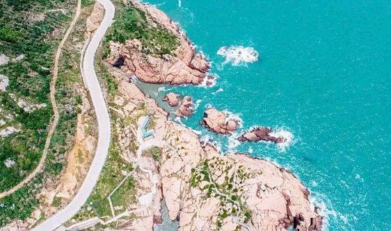 tips: 骑行攻略:公路位于嵊泗泗礁岛,起于李柱山码头,终点小菜园城区