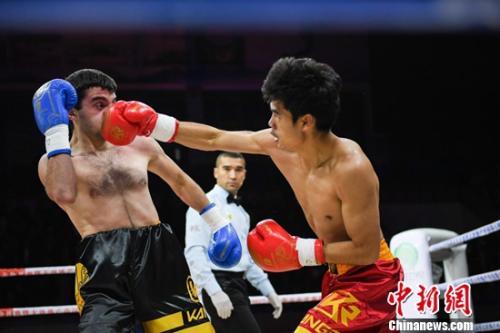 十大高手出战贵州国际拳击公开赛 何君君领衔出战