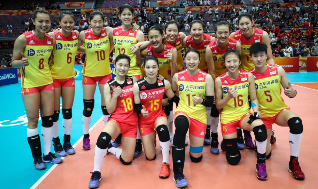 中国女排遭遇到真正的难题!冲冠之路终极考验远难于奥运会