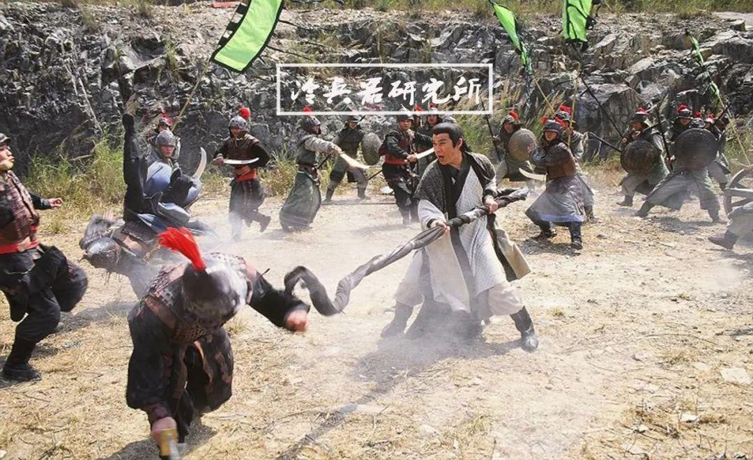 古代的武林高手上了战场能打胜仗吗?