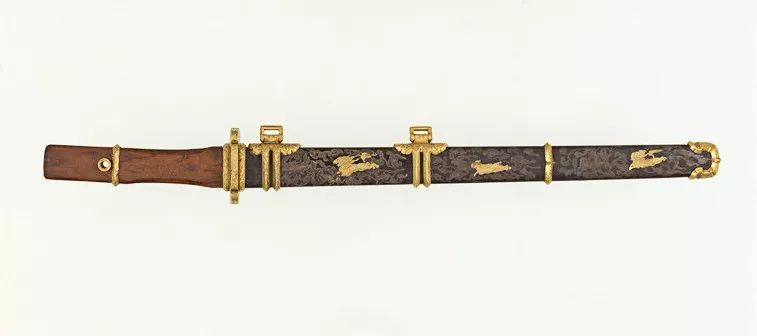 著名的唐横刀不是长刀?也就日本胁差那么长?