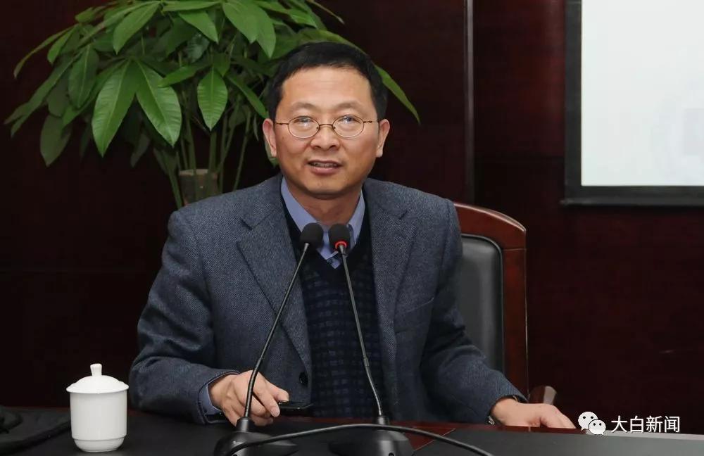 43岁当选院士拒吃饭庆祝 北大副校长当选华南理工校长