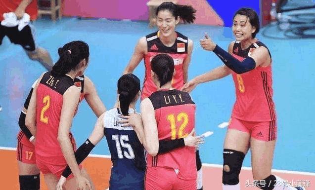 日媒无视中国女排,大肆鼓吹;日本靠实力晋级,真正的对手只有一位!