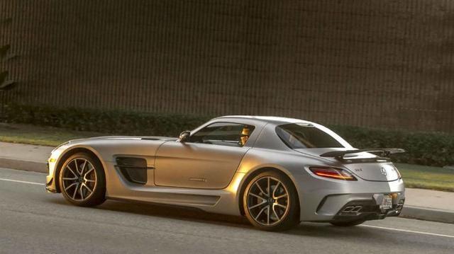 7款最佳63升V8奔驰AMG轿车盘点 拥有奔驰最好的发动机