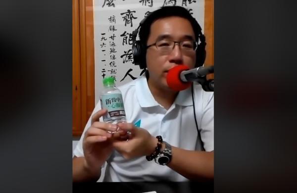 陈致中直播卖膏药 网友:阿扁家贪那么多 还要卖膏药捞钱?