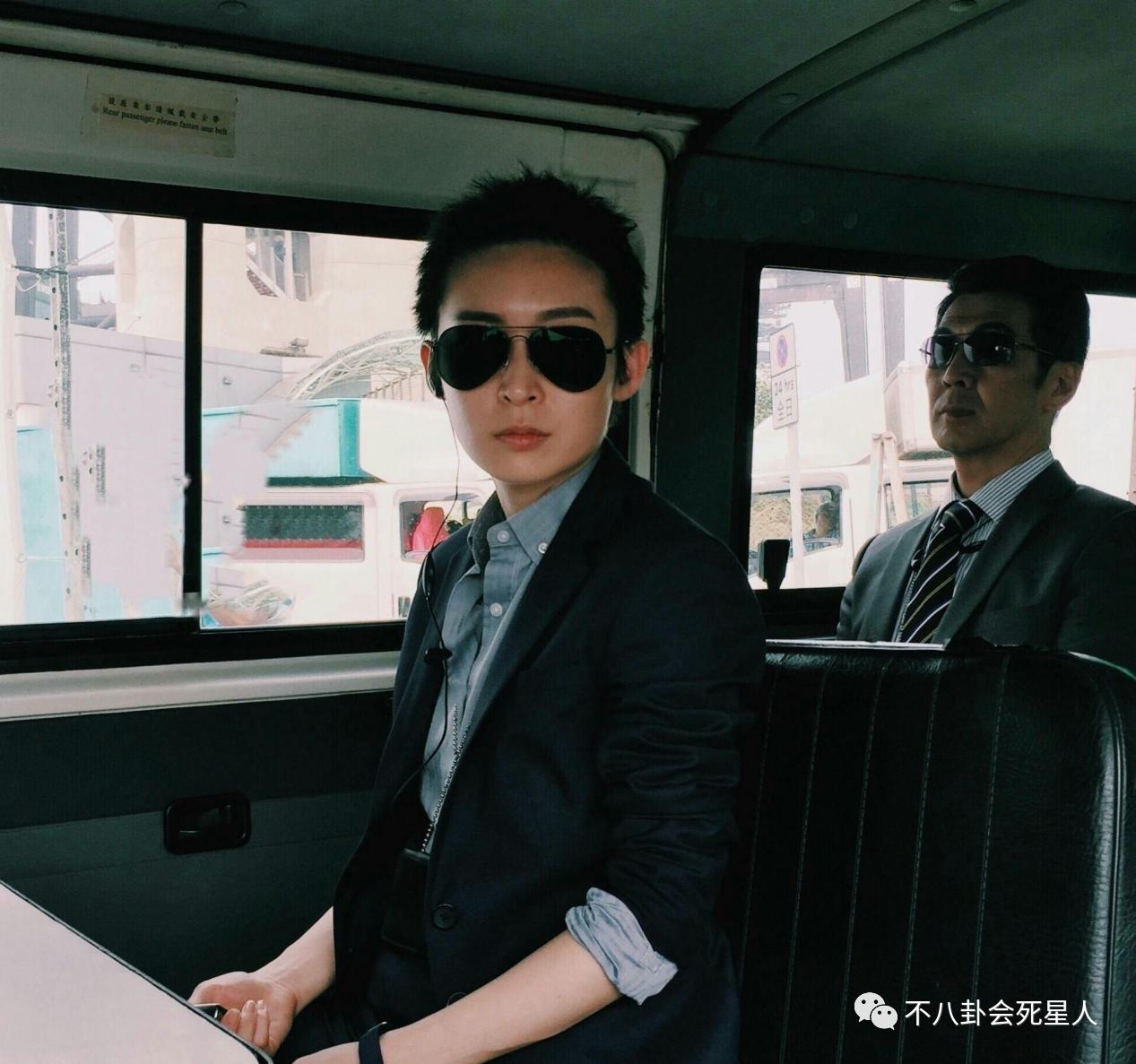 TVB万年绿叶转型,《无双》短发帅气逼人认不出是女生