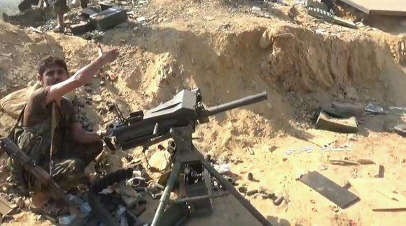 """沙特""""送给""""胡赛大量武器 其中一款先进导弹来自东亚"""