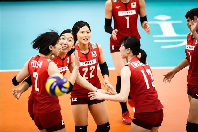 女排世锦赛日本再输球就出局 荷兰若赢球中国晋级