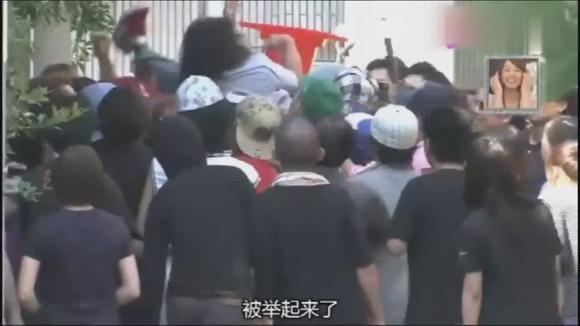 日本整人大赛,街道扮演打架整蛊艺人!