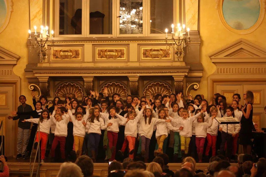"""天籁之声""""法国巴黎宝丽声童声合唱团音乐会即将开演"""