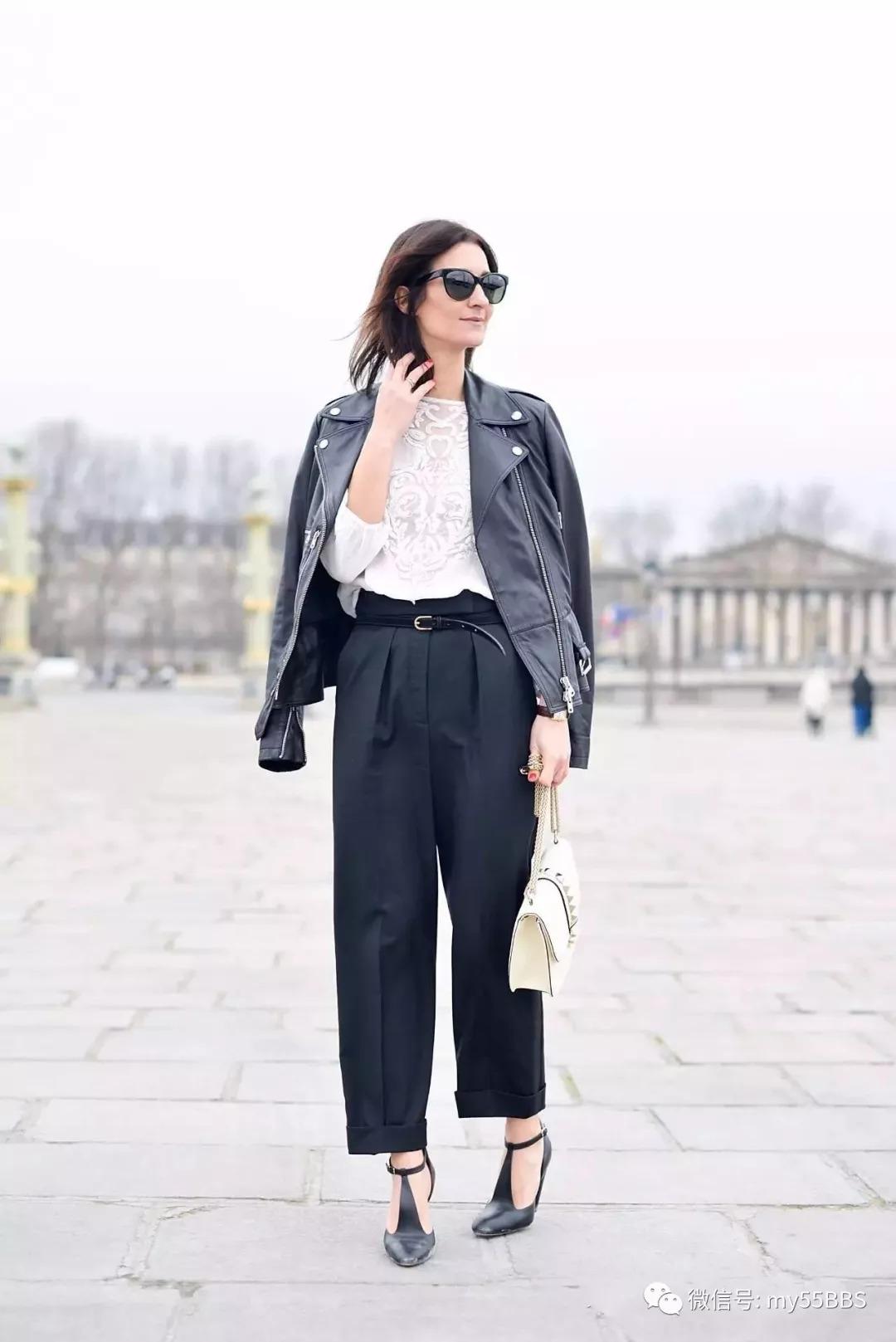 藏肉又显瘦的阔腿裤怎么穿最高级?看着篇不仅教你穿的美还教你挑的好!