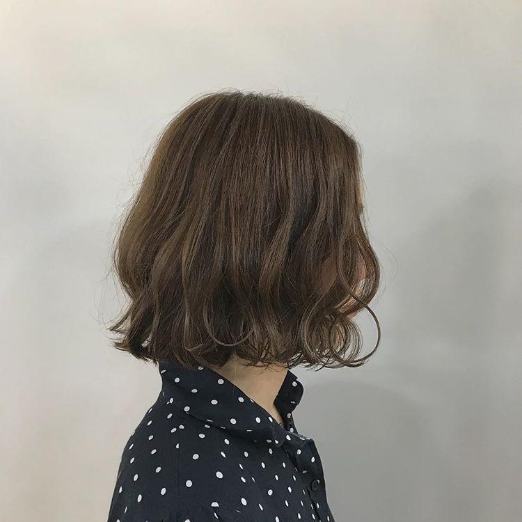从长发到短发,s型的卷发今年最流行图片