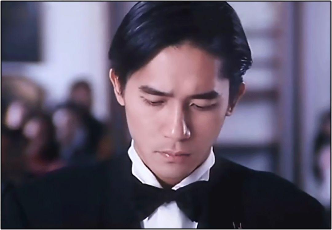 90年代的香港男明星,真·盛世美颜!图片