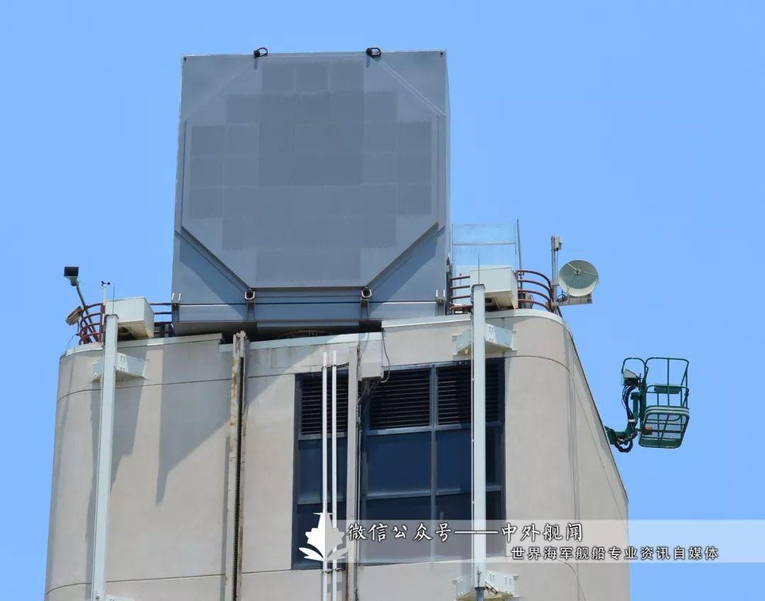 AN/SPY-6雷达再次进行陆基反导测试 将装备伯克III