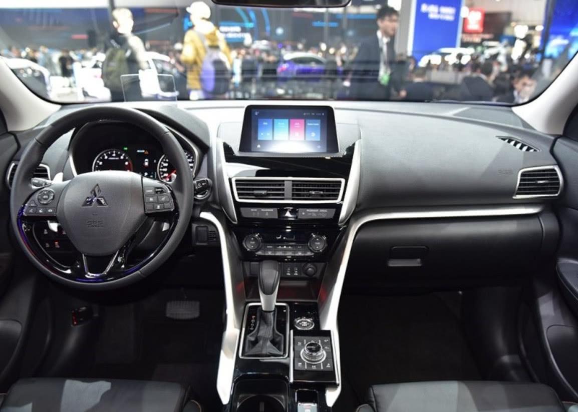 新马配新鞍,三菱全新轿跑SUV搭载混喷动力,14万叫板CRV
