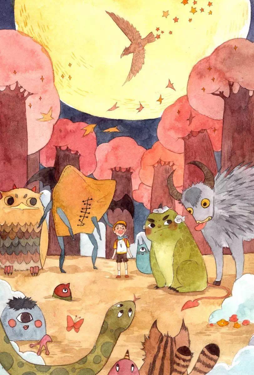 儿童小说《奇幻夏令营》登陆成都,莫西子诗助阵教小朋友唱主题曲!