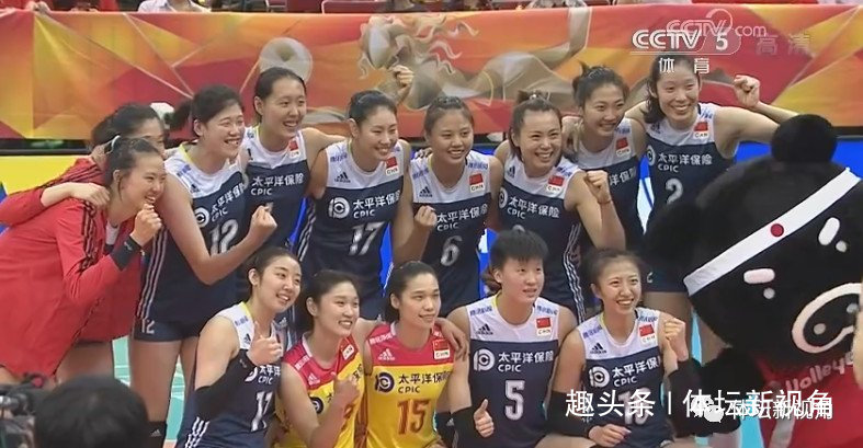 中国女排4天内双杀夺冠热门 昔日的克星如今不再惧怕