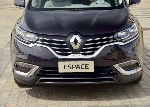 进口雷诺Espace,25.88万实价销售