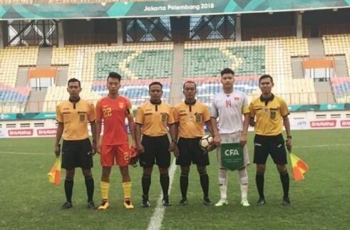 国足0-0印度,国青又0-1输越南,备战亚青赛出师不利