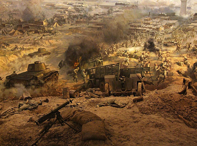 此地相隔三百年的两场大战,彻底改变了中国