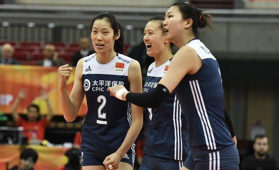 不打假球、不放水、不挑对手,中国女排给意大利上了一课