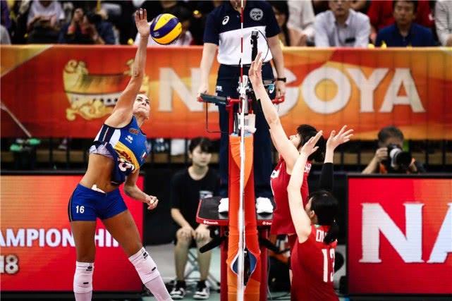 日本女排助中国夺冠概率升榜首 10连胜意大利退居第二