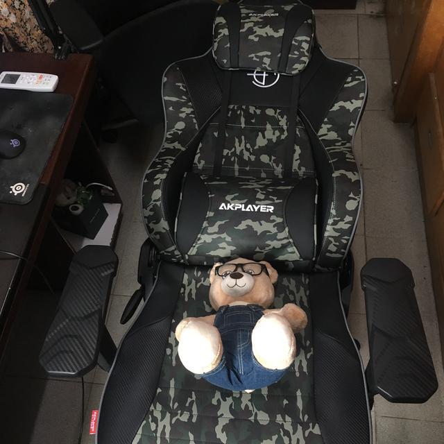 年轻人的第一款电竞椅,阿卡丁吃鸡椅晒单体验