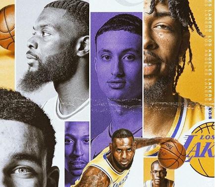 史蒂芬森展示球队炫酷海报:距常规赛还有两天