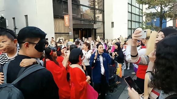 【东京主播渡边麻薯】日本传统文化欣赏