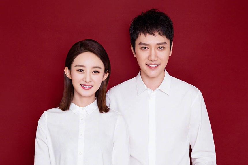 为何明星结婚相都喜欢穿白衬衫赵丽颖冯绍峰也不例外?_腾讯分分
