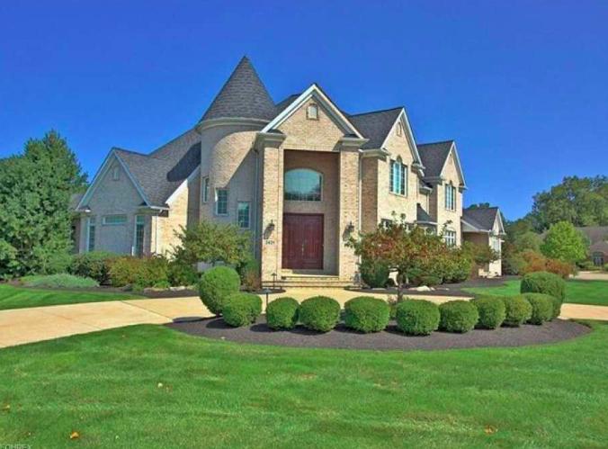 欧文将其在俄亥俄州的房子以75万美元售出