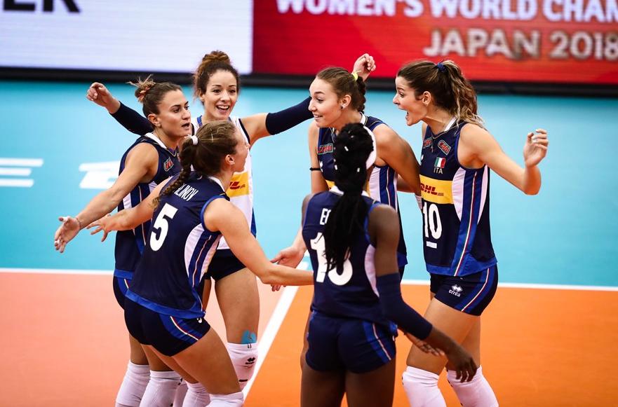 女排世锦赛G组最终积分榜:意大利暴露问题仅拿2分,塞尔维亚榜首
