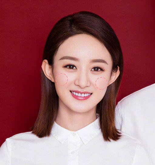 看了赵丽颖的结婚照,真想麻将冯绍峰去修个眉建议小精灵如何用图片
