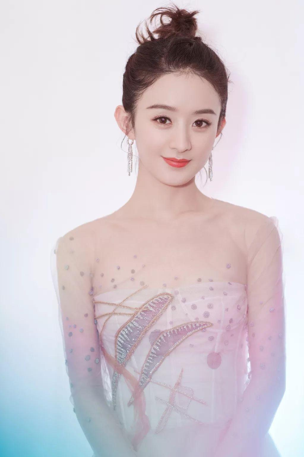看了赵丽颖的结婚照,真想建议冯绍峰去修个眉教程龙门铣图片