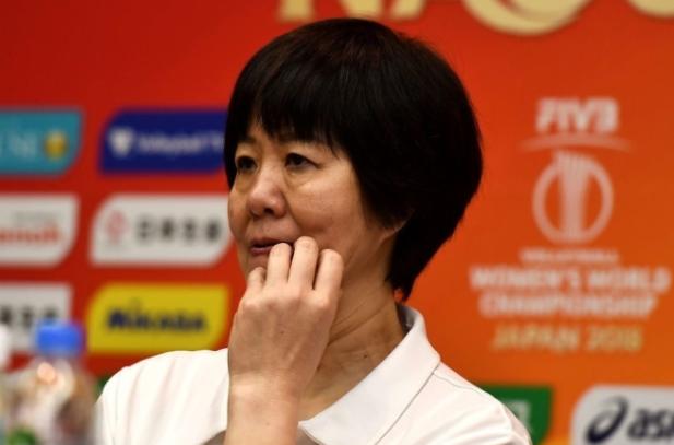 神纪录护佑中国女排进决赛!郎平半决赛无解光环至今无人能破