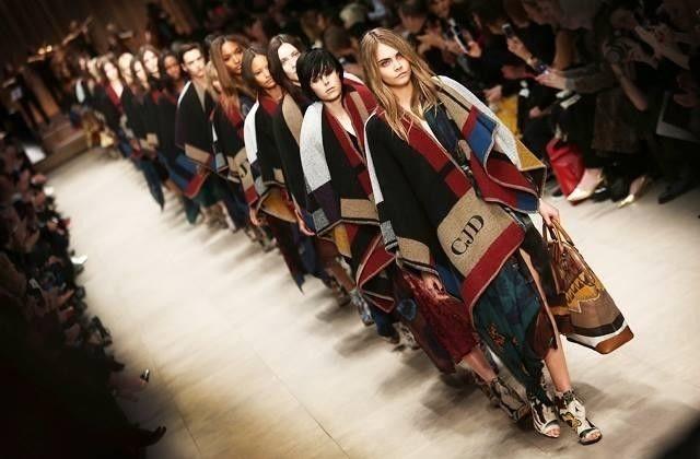 姑娘领巾的各类围法和搭配