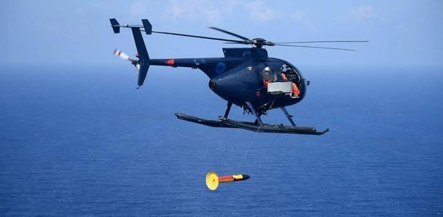 美同意向台供舰载无人机 垂直起降可连续飞8小时