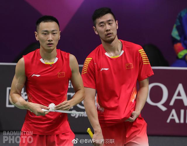 国羽世界冠军完胜日本组合晋级 此前已三次一轮游