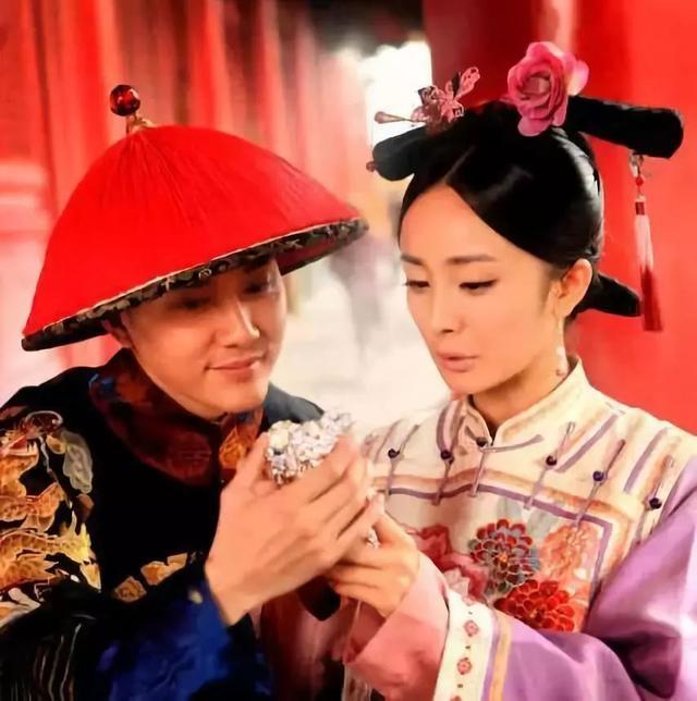 赵丽颖成名之前有多曲折?曾经给冯绍峰演过四部剧的小配角!